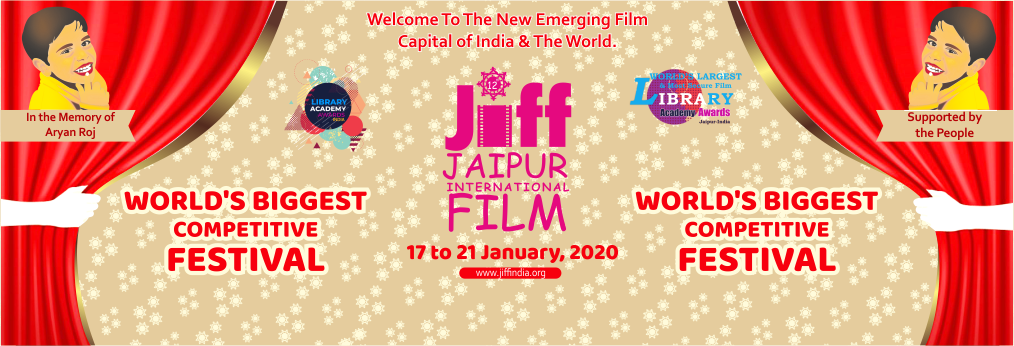 11th Aryan Jaipur International Film Festival - JIFF